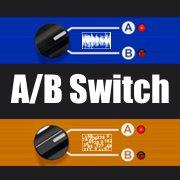 A/B Audio & CV Switch