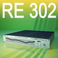 RE 302 Graphic Equaliser