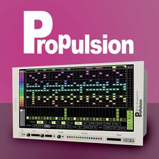 Propulsion Drum Sequencer