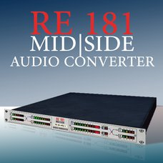 RE 181 Mid/Side Audio Converter