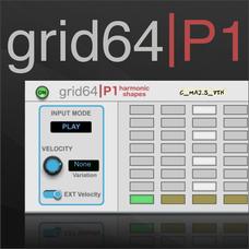 Grid64P1 Harmonic Player