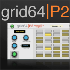 Grid64P2 Generative Player