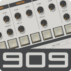 Jackbox 7R-909 Analog Drum Module