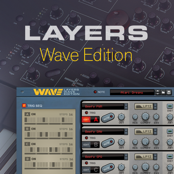 Layers Wave Edition