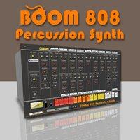 BOOM 808 Percussion Synth