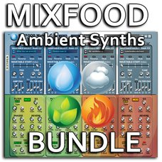 Mixfood Ambient Synth Bundle