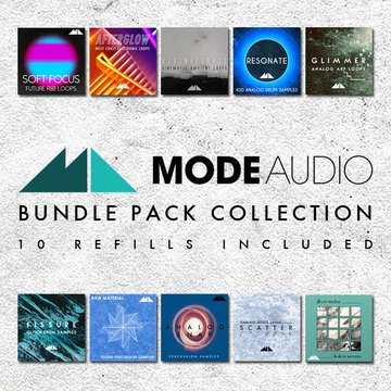 ModeAudio Bundle Pack Collection