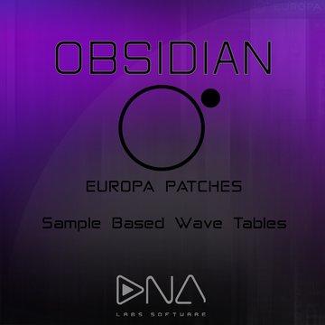 Europa Obsidian
