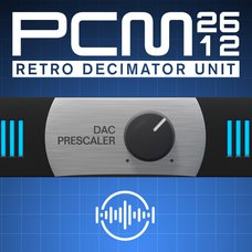 PCM2612 Retro Decimator Unit