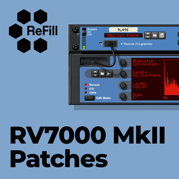 RV7000 MkII Patches