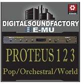 E-MU Proteus 1 2 3