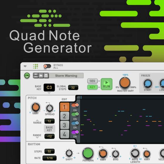 Quad Note Generator