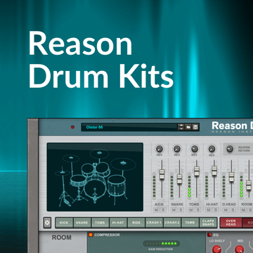 Reason Drum Kits
