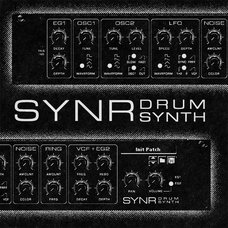 SYNR Drum Synthesizer