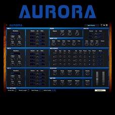 Aurora Hybrid Synthesizer