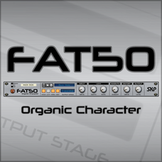 FAT50 Organic Character