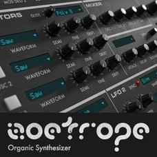 Zoetrope Organic Synthesizer