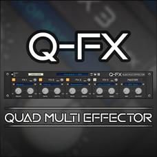 Q-FX Quad Multi Effector