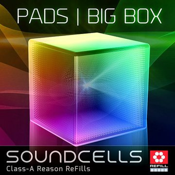 Pads - the BIG box