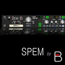 Serial Parallel Effects Mixer