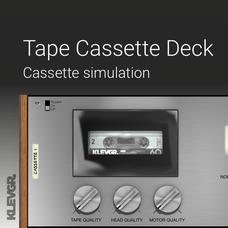Tape Cassette Deck