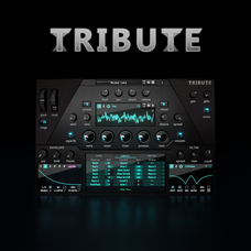 Tribute Wavetable Synthesizer
