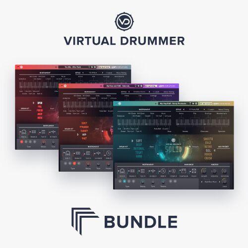 Virtual Drummer Bundle
